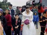 """Những đám cưới  """" đũa lệch """"  gây xôn xao dân mạng Việt"""