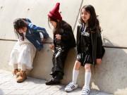 Thời trang - Ngắm street style của những thiên thần nhỏ tại Seoul FW