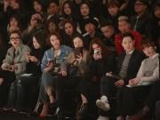 Thời trang - Minh Hằng ngồi hàng ghế đầu tại Seoul Fashion Week