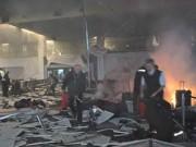 Tin tức - Khủng bố tại Bỉ là nhằm trả thù cho nghi phạm xả súng Paris