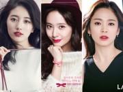 """Song Hye Kyo """"thất thế"""" trước đàn em về nhan sắc"""