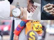 Thời trang - Tuyệt chiêu để phụ kiện giúp bạn tỏa sáng nhất giữa đám đông