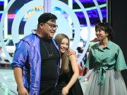 Làng sao - Mia tình tứ Vương Khang trên sân khấu