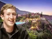 Nhà đẹp - Thiên đường triệu đô của những tỷ phú giàu nhất thế giới