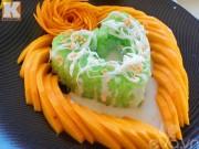 Bếp Eva - Cách nấu xôi xoài ngon như nhà hàng Thái