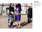 Thời trang - Fashionista Việt ở Paris bật mí bí quyết lên tạp chí Vogue