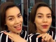 Clip Eva - Hồ Ngọc Hà hát mừng sinh nhật bạn bằng tiếng Thái
