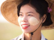Bí kíp dưỡng da mịn màng, chống nám của phụ nữ Myanmar