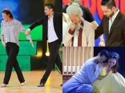 Làng sao - Hồng Quế, Jennifer Phạm khóc như mưa trên sân khấu