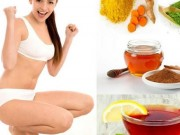 Sức khỏe - Gừng, quế, trà, mật ong giúp giảm cân 2-3kg trong 7 ngày