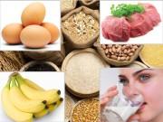Làm đẹp mỗi ngày - Top 5 thực phẩm giúp bạn tăng cân ào ào