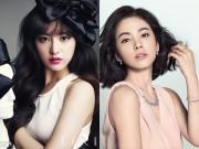 Làng sao - Có hay không mâu thuẫn nội bộ giữa Song Hye Kyo - Kim Ji Won?