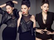 Thời trang - Thu Minh khoe đường cong bốc lửa sau giảm cân