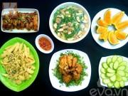 Bếp Eva - Mâm cơm hấp dẫn cả nhà đều mê