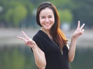 Diễn viên hài Diễm Hương: Đẹp lung linh sau sinh