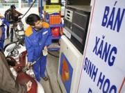 Mua sắm - Giá cả - Đằng sau quyết định giảm thuế nhập khẩu xăng dầu là gì?