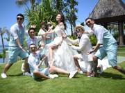 """Làng sao - Cựu """"Running Man"""" bản Trung tổ chức đám cưới siêu """"nhắng"""""""