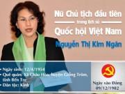 Tin tức - [Infographic] Chân dung nữ Chủ tịch QH đầu tiên của VN