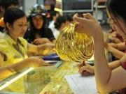 """Mua sắm - Giá cả - Vàng """"tuột"""" mốc 33 triệu đồng/lượng"""