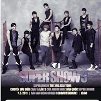 Super Junior và Super Show 3