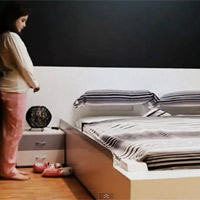 Ging Smart Bed thng minh