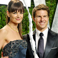 Tom Cruise v Katie Holmes quyt nh ly hn