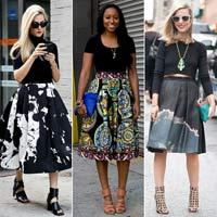 Những chiếc váy xòe ngắm là yêu!