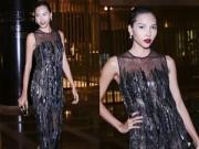 Thời trang - Minh Triệu lộng lẫy tỏa sáng nhờ váy xuyên thấu