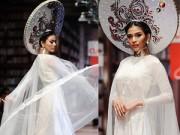 Thời trang - Trương Thị May kín bưng vẫn đẹp ngất ngây