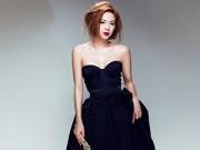 Thời trang - Minh Hằng 'rũ bỏ' vẻ nhí nhảnh trong những chiếc váy đen