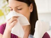 Sức khỏe - Cách chữa ho dị ứng đơn giản tại nhà