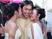 Eva Yêu - Chàng trai kết hôn với cả hai chị em sinh đôi
