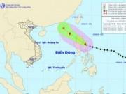 Tin tức - Chiều tối 5/4, bão Maysak giật cấp 11 tiến vào Biển Đông