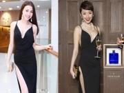 Thời trang - Trà Ngọc Hằng 'đụng' váy 50 triệu với Tóc Tiên