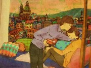 Eva Yêu - Bộ tranh đáng yêu về cuộc sống vợ chồng hạnh phúc