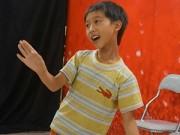 Làng sao - Ảnh đời thực đáng yêu của Quán quân Vietnam's Got Talent