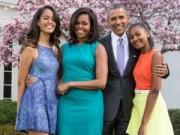 Tin tức - Nhà Trắng công bố ảnh mới nhất về gia đình ông Obama