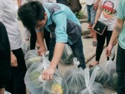 Tin tức - Hà Nội: Chỉ 10 phút, dưa hấu Quảng Nam đã 'cháy hàng'