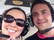 Tin tức - Vợ chồng mới cưới thiệt mạng sau tai nạn máy bay