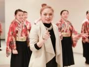 Làng sao - Mỹ Tâm dạy nhảy cho học sinh Nhật Bản