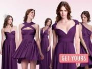 Thời trang - Chiếc váy mặc được 21 kiểu thách thức tín đồ thời trang