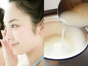Làm đẹp - Bí mật dưỡng da trắng mịn của phụ nữ Nhật
