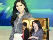 Làng sao - Mẹ chồng Hà Tăng sành điệu giữa dàn mỹ nhân Vbiz
