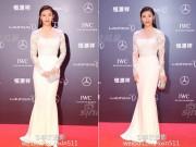 Ha Ji Won xinh đẹp như nữ thần trên thảm đỏ