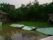 Ngày mới - Đổ tường bể bơi, một học sinh lớp 4 tử vong