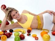 Làm đẹp - Giảm béo bụng bằng trái cây: Thon dáng, đẹp da