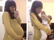 """Bà bầu - Nhật ký 24 giờ đau đẻ """"toát mồ hôi"""" của mẹ trẻ Hà Nội"""