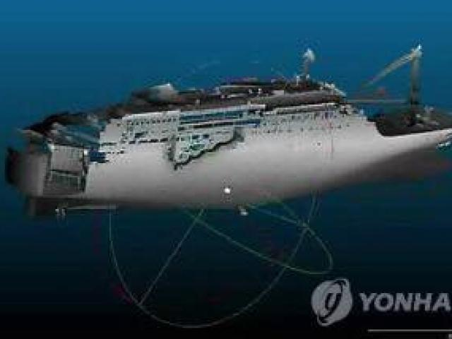Phà Sewol sẽ được trục vớt vào tháng 9