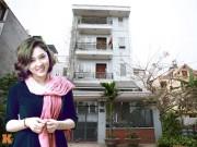 Nhà đẹp - Ngất ngây nhà gỗ đẹp mà sang của Bảo Trâm Idol