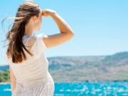 Mang thai mùa hè: Lãi to!